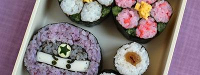Wonder Park Misono Sushi Rolls